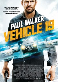 Trefny wóz (2013) plakat