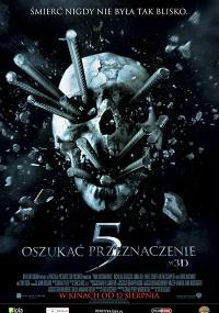Oszukać przeznaczenie 5 (2011) plakat