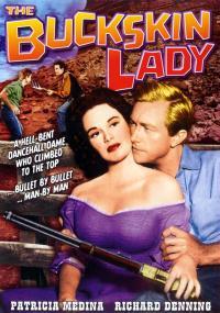 The Buckskin Lady (1957) plakat