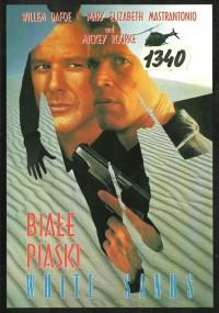 Białe piaski (1992) plakat
