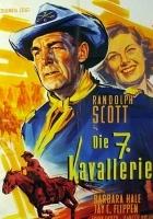 7th Cavalry (1956) plakat