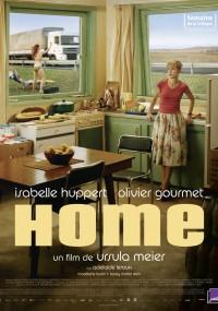 Dom przy autostradzie (2008) plakat
