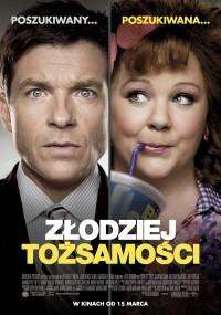 Złodziej tożsamości (2013) plakat