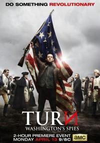 Szpiedzy Waszyngtona (2014) plakat