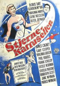 Starlift (1951) plakat