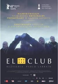 El Club (2015) plakat