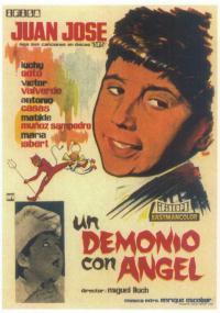 Un Demonio con ángel (1963) plakat