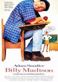 Billy Madison (1995) plakat