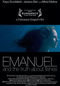 Prawda o Emanuel (2013) plakat