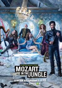 Mozart w miejskiej dżungli (2014) plakat