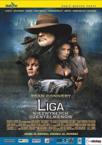 Liga niezwykłych dżentelmenów (2003) plakat