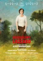 plakat - Szczęśliwy Lazzaro (2018)