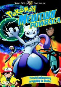 Pokémon: Powrót Mewtwo (2000) plakat