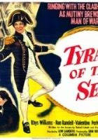 plakat - Tyrant of the Sea (1950)