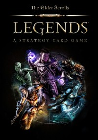 The Elder Scrolls Legends (2017) plakat