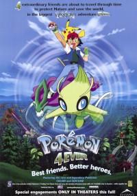Pokémon: Głos lasu (2001) plakat