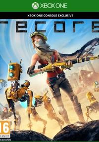 ReCore (2016) plakat