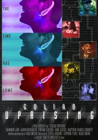 Goliad Uprising (2012) plakat