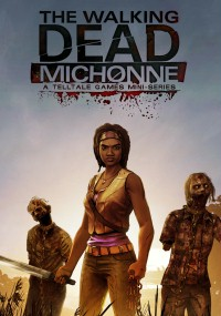 The Walking Dead: Michonne (2016) plakat