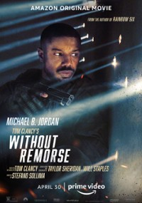 Without Remorse (2021) plakat