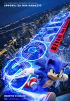 plakat - Sonic. Szybki jak błyskawica (2020)