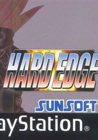 Hard Edge (1998) plakat
