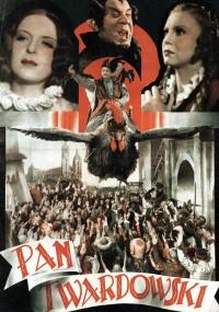 Pan Twardowski (1936) plakat