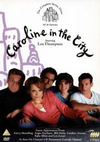 Karolina w mieście (1995) plakat
