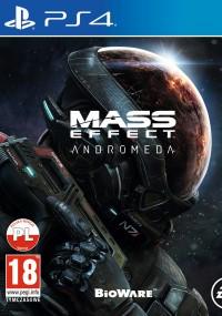 Mass Effect: Andromeda (2017) plakat