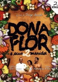 Dona Flor i jej dwóch mężów (1998) plakat