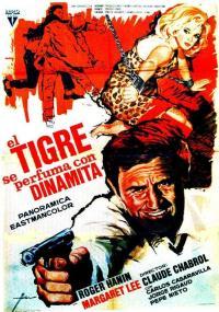 Tygrys perfumuje się dynamitem