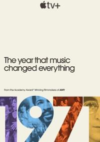 1971: rok zmian, rok muzyki (2021) plakat