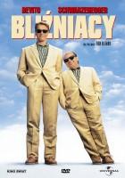 plakat - Bliźniacy (1988)
