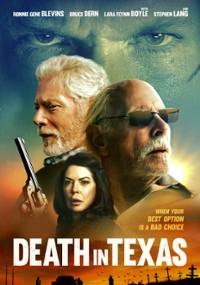 Death in Texas (2021) plakat
