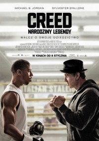 Creed: Narodziny legendy (2015) plakat