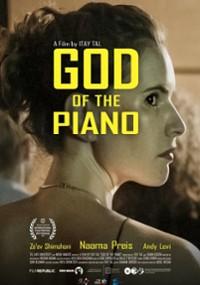 Bóg fortepianu (2019) plakat