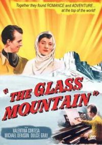 Szklana góra (1949) plakat