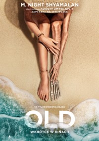 Old (2021) plakat
