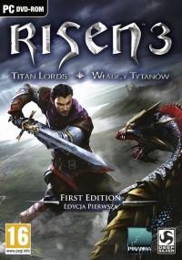 Risen 3: Władcy tytanów (2014) plakat