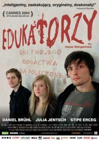 Edukatorzy (2004) plakat