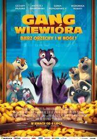 Gang Wiewióra (2014) plakat