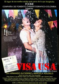 Visa USA (1986) plakat