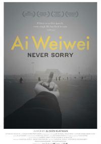 Ai Weiwei. Chiński głos ludu (2012) plakat