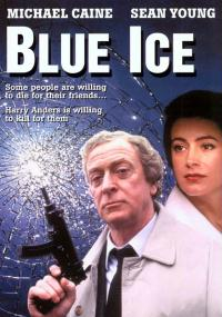 Błękitny lód (1992) plakat