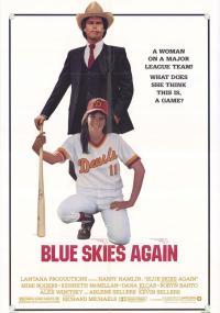 Blue Skies Again (1983) plakat