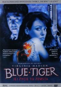 Niebieski tygrys (1994) plakat