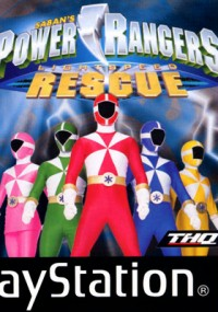Power Rangers Lightspeed Rescue (2000) plakat