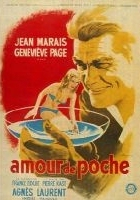 Un amour de poche (1957) plakat