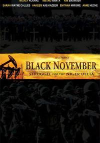 Black November (2012) plakat