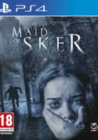 plakat - Maid of Sker (2020)